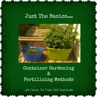 container gardening pic
