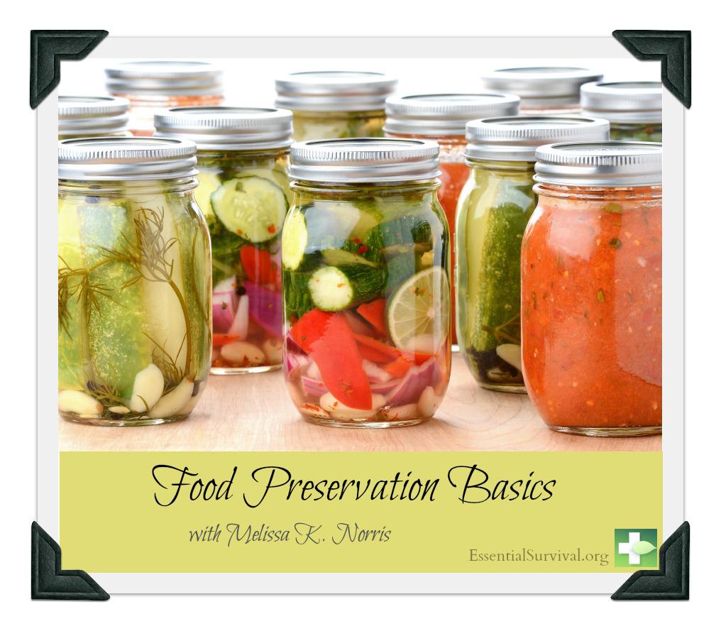 Food preservation podcast 56