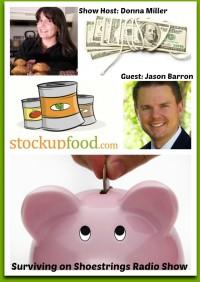 Surviving on Shoestrings: Jason Barron Guest