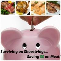 SOS Saving Money on Meat