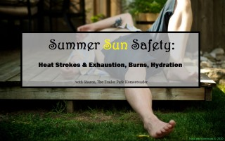 Sharon Pannell ep7 Image summer sun safety