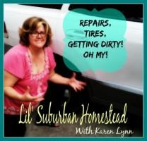 Karen Lynn - Repairs, Tires, Getting Dirty, Oh my!