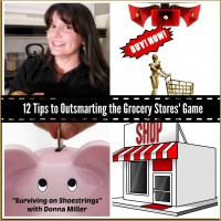 Surviving on  Shoestrings:  PicMonkey Collage
