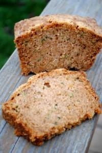 Cooke's Frontier: Zucchini bread