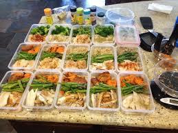 Episode 17 meal plan food prep