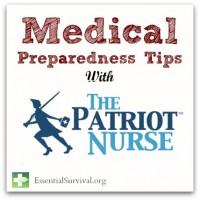 Essential Survival Show: Patriot Nurse Podcast