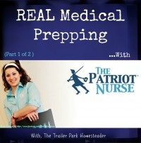 Sept 4th_Sharon Pannell_Ep17Real Medical Prepping Part 1_Image