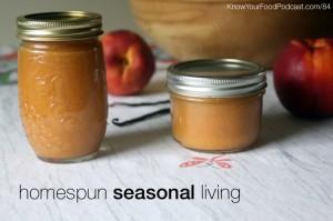 Know Your Food: Homespun Seasonal Living GNOWFGLINS
