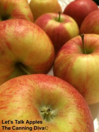 The Canning Diva: Lets Talk Apples