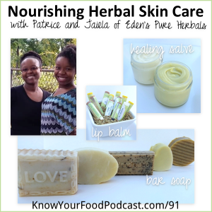 Know Your Food: Herbal Skin Care Know Your Food with Wardee